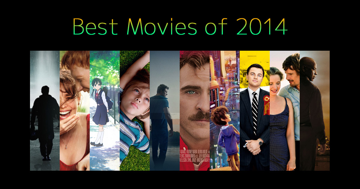 2014年映画ランキング