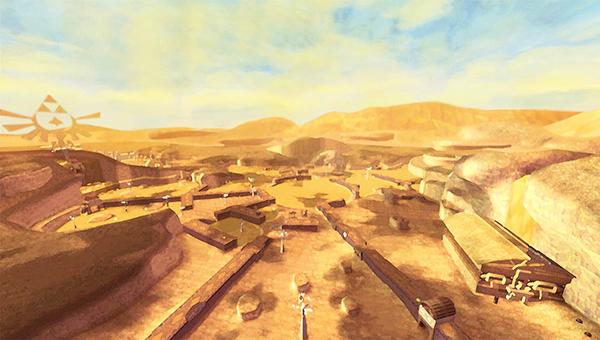 ラネール砂漠