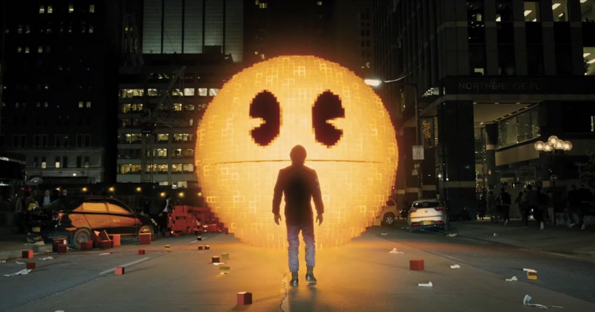 パックマンはなぜMoMAに収蔵され、映画に登場するのか。