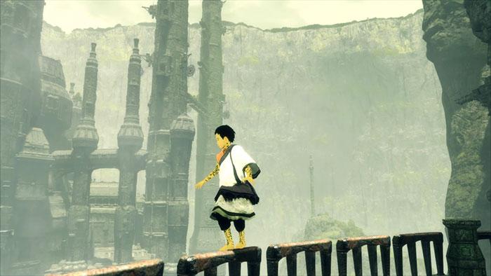 「遺跡を探索」というモチーフはシリーズ共通
