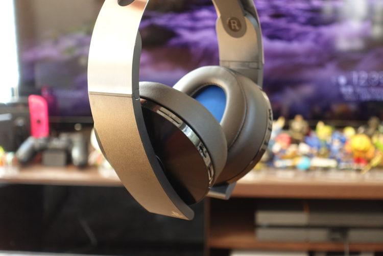 PS4でマルチプレイが捗る!SONY純正のワイヤレスヘッドセットが音質も使い勝手も良くて満足