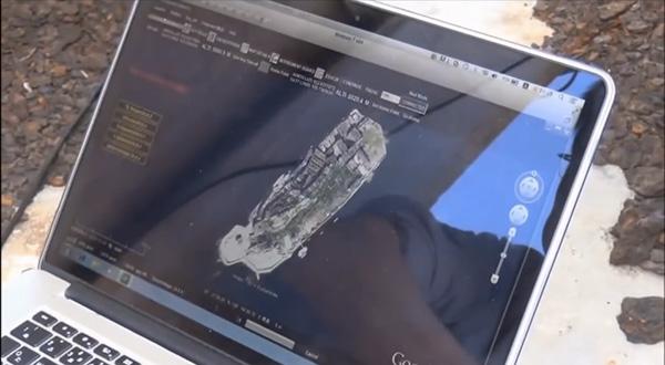 データ化された軍艦島
