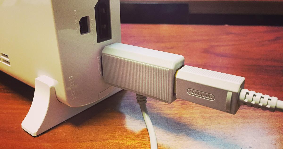 USBもACもいりま線U