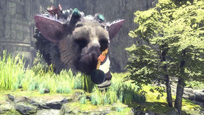 「大きな動物がそこにいる」というリアルな感触。